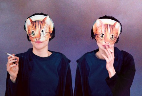 alice glass, cat, cigarette, crystal castles, delicia