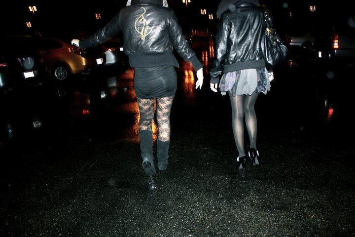 baby phat, best friends, black, boots, fun