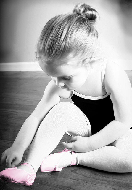 ballet, child, cute, dance, girl, hair, shoes