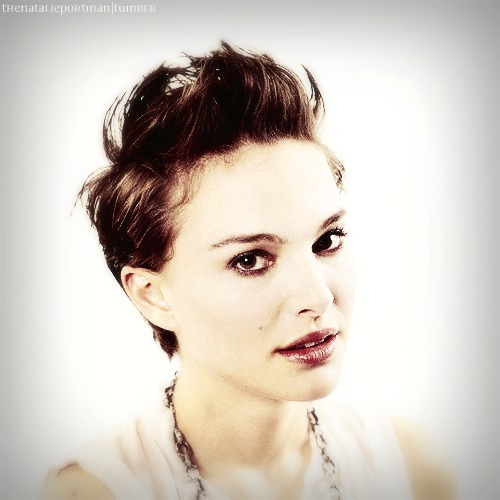 beautiful, beauty, classy, fashion, jewelry, natalie portman, short hair