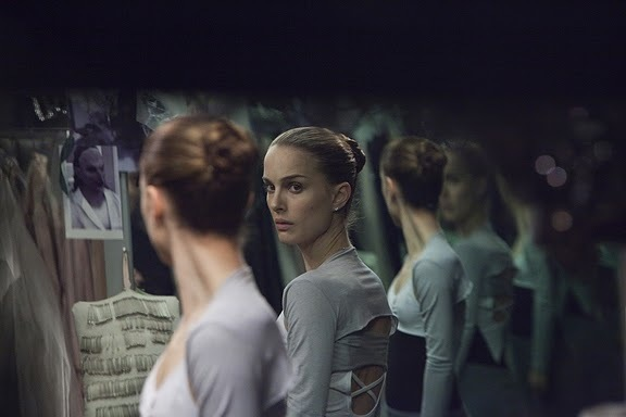 black swan, film, mirror, movie, natalie portman