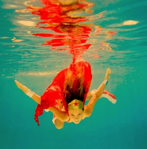 blue, elena kalis, girl, photography, power