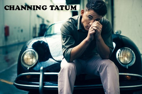 car, channing , hot, tatum