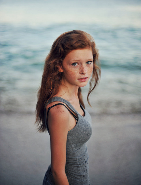 freckles, ginger, girl
