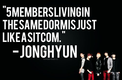 jonghyun, key, kpop, minho, onew
