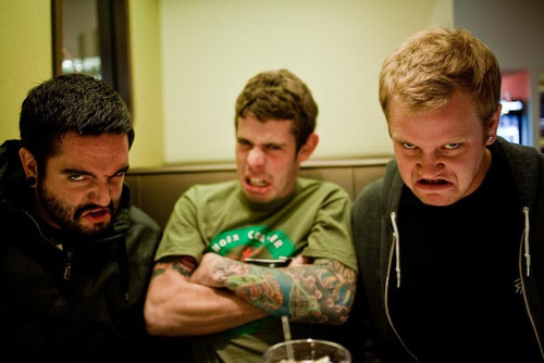 a day to remember, adtr, alex shellnut, band, jeremy mckinnon, joshua woodard, rock