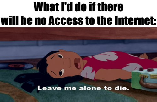 access, die, disney, internet, lilo