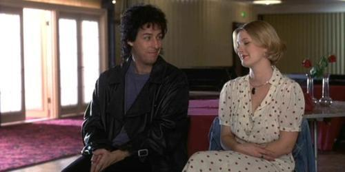 adam sandler, drew barrymore, film, movie, the wedding singer