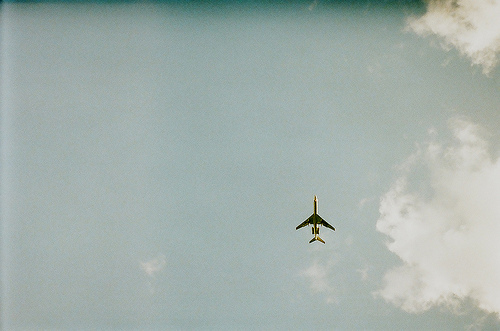 airplane, photography, plane
