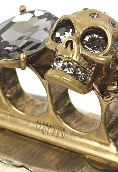 alexander, alexander mcqueen, diamond, fashion, mcqueen