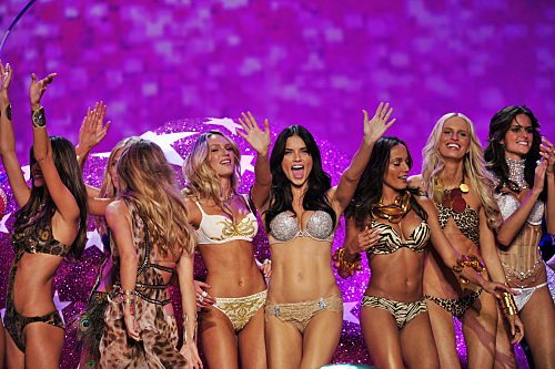 angels, girls, thin, underwear, victorias secret
