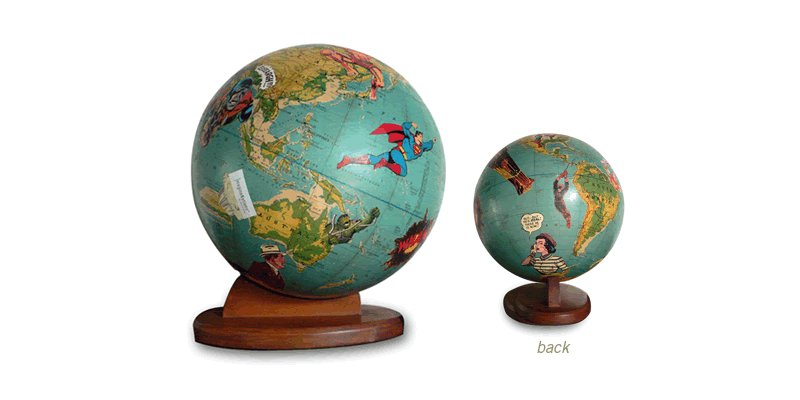 art, comic, globe, map, spiderman