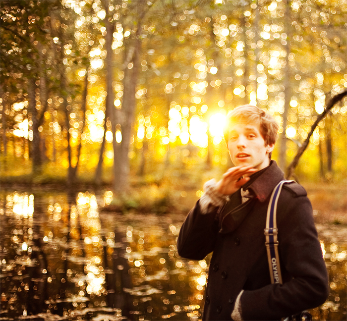 boy, nature, olympus, wood