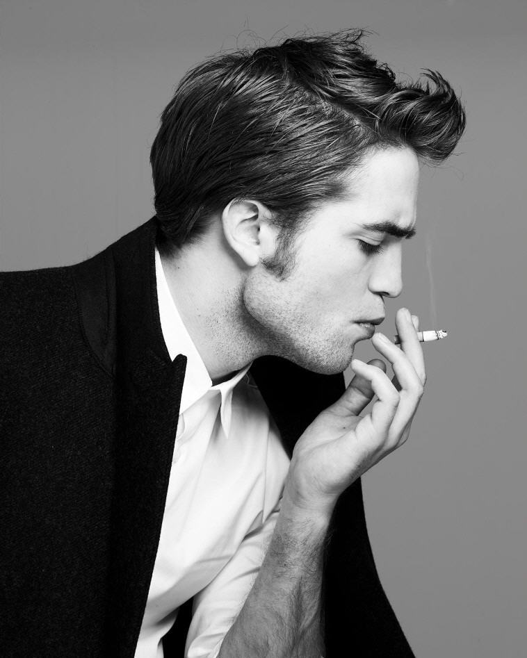 cigarette, fumooo, man, rob pattz, robert pattinson