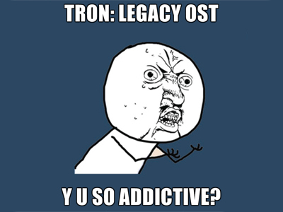 daft punk, tron, y u no guy