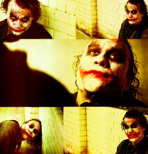 dark knight, heath ledger, joker