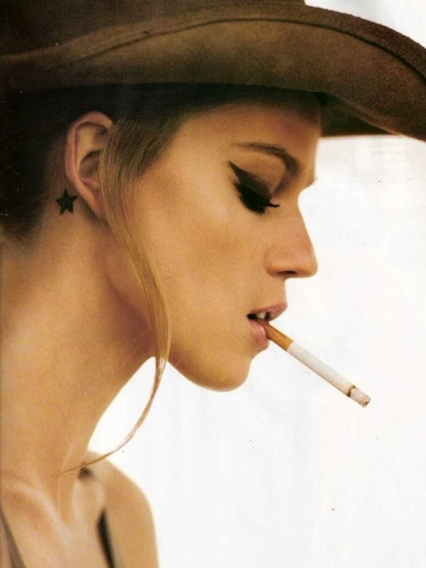 fashion, hot, smoking