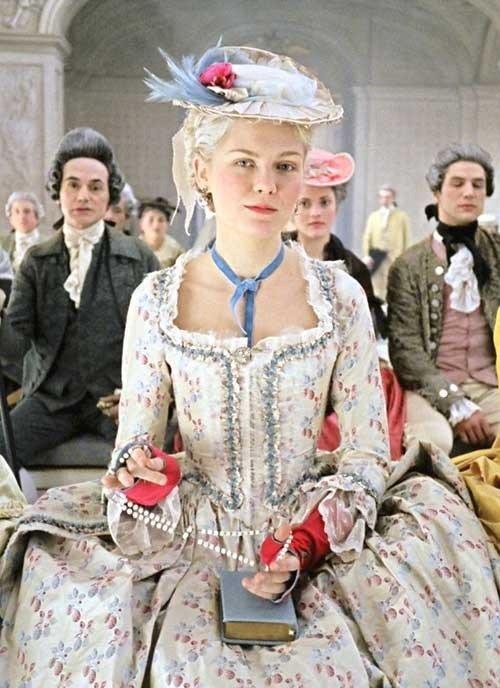 favorite, film, kirsten dunst, marie antoinette, movie