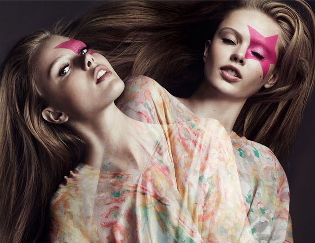 frida gustavsson, magazine, model, models, star