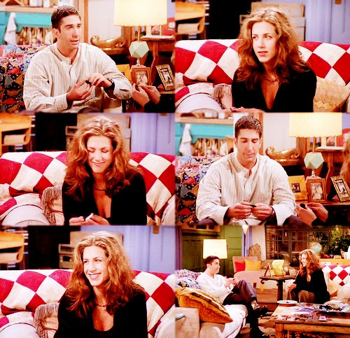 friends, rachel green, ross geller
