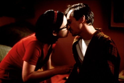 ghost world, kiss, steve buscemi, thora birch