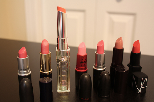 lipstic, mac, make-up, makeup, nars