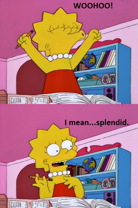 lisa, lisa simpson, quote, simpson, simpsons