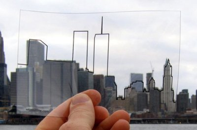 new york, rip, september 11th, skyline, twin towers, world trade center