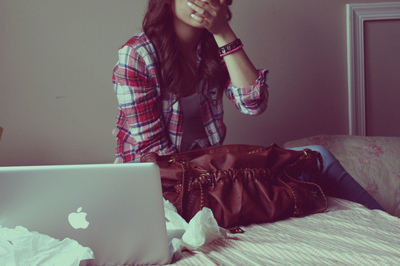 apple, girl, laptop, pccc, ragazzaaa
