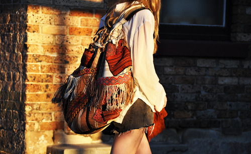appropriation, bag, fashion, girl, hipster