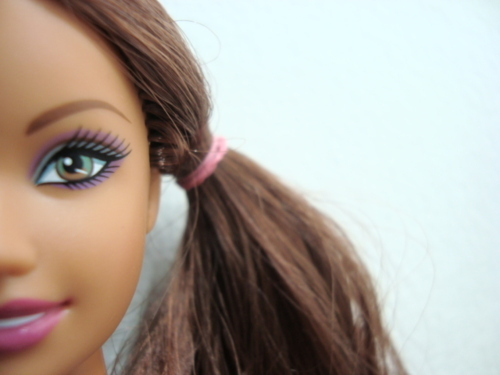 barbie, doll, eyes, face, fashion