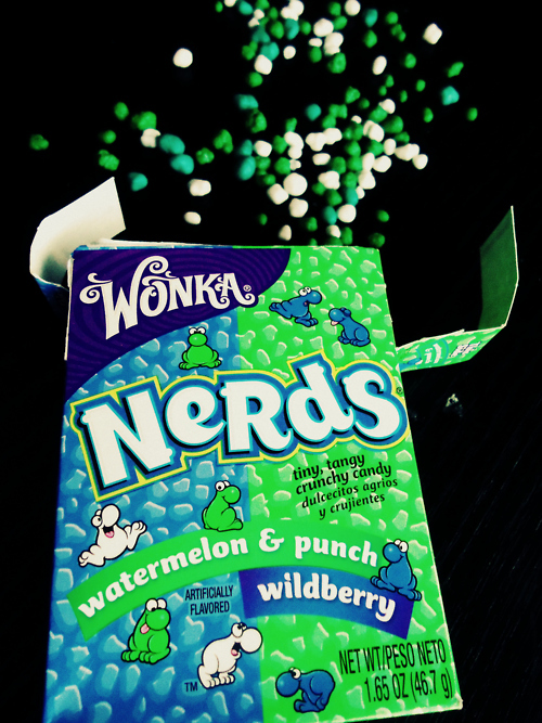 Nerds Candy Food