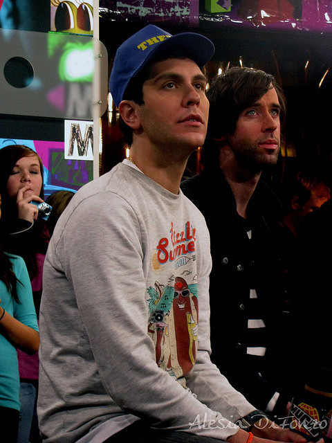 cobra starship, gabe saporta, ryland blackington