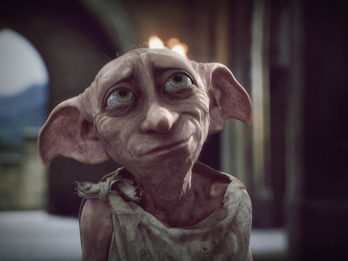 cute, dobby, dobby harry potter, girl, harry, harry potter, hullydahir, potter