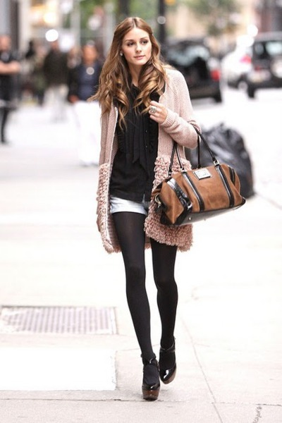 fashion, heels, it girl, olivia palermo, romantic