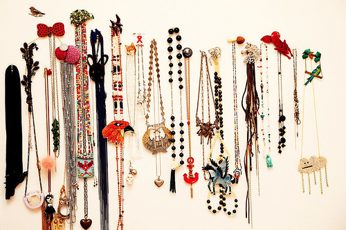 fashion, jewelry, necklace and style