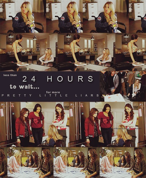 24 hours, hanna, pretty little liars, serie