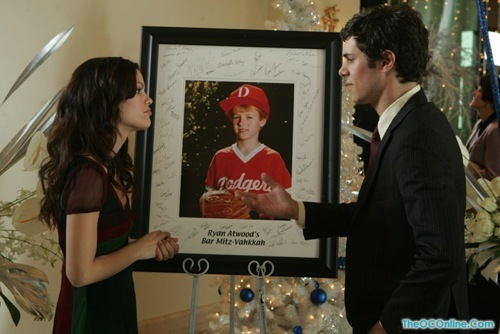 adam brody, cute couple, movie stills, rachel bilson, seth