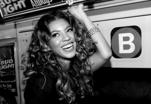 beyonce, black and white, cute, diva, queen, smile