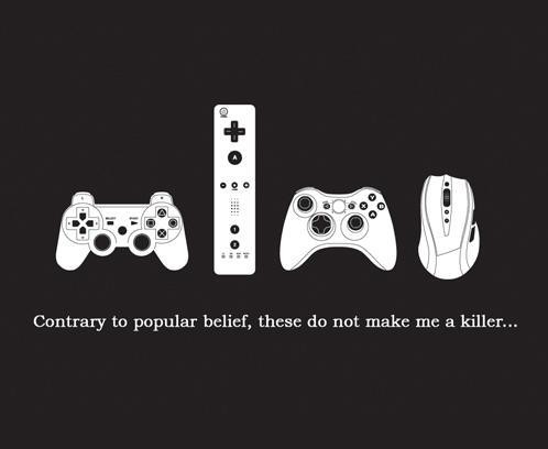 games, geek, killer, mouse, nerd, player, ps3, wii, xbox360