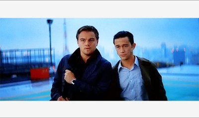 inception, joseph gordon-levitt, leonardo dicaprio
