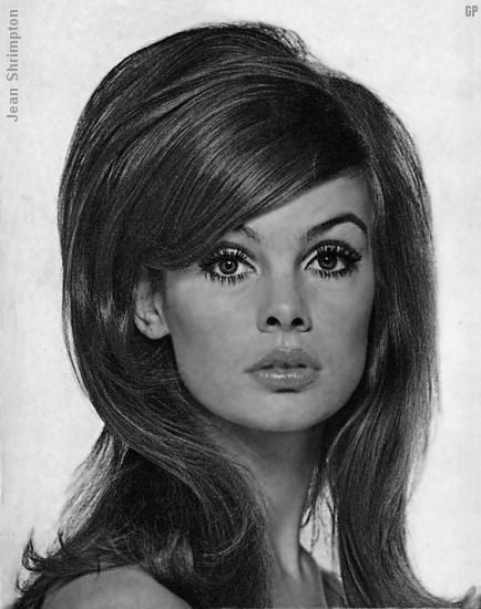 60s, beautiful, hair, jean shrimpton, the sixties