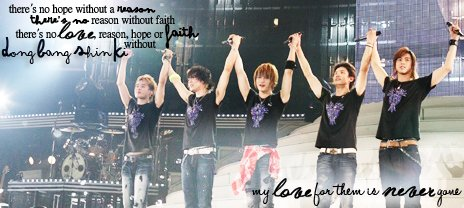 always five, always keep the faith, changmin, dbsk, faith