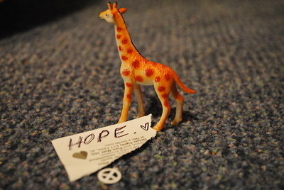 animal, colour, fashion, giraffe, hippy, hope, love, peace, photography, text, vintage, weird