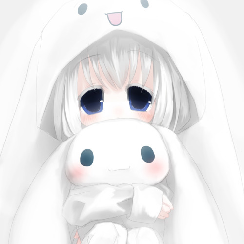 anime, cinnamoroll, cute, drawing, kawaii