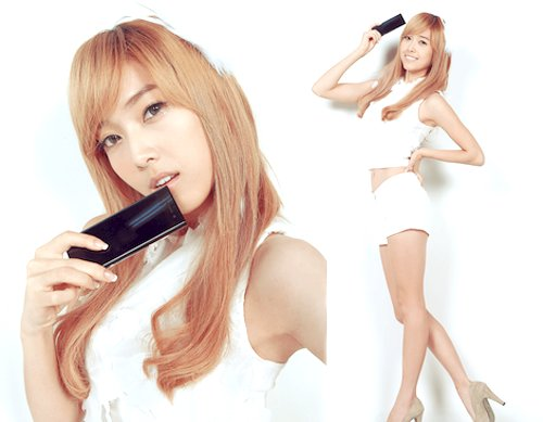 asian, blonde, girls generation, jessica, korean, kpop, pretty, snsd