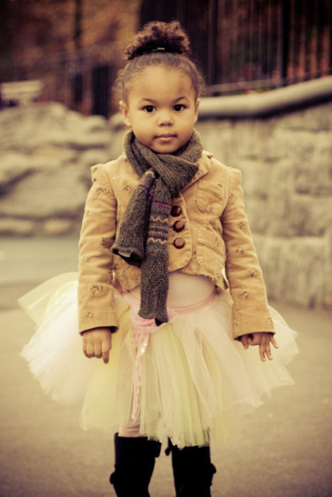 beautiful, black girl, cute, fashion, little girl