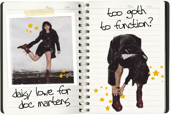 black, daisy lowe, fashion, girl, model