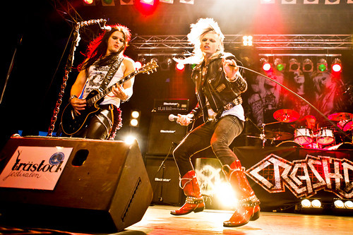 boots, concert, cowboy boots, crashdiet, guitar