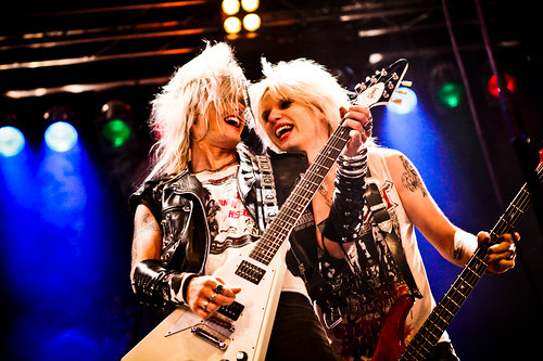crashdiet, guitar, peter london, rock, simon cruz